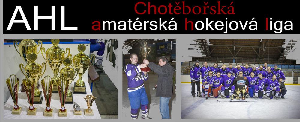 AHL – Amatérská Hokejová Liga